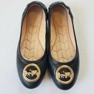 Coach | Bailey Ballet Flat in Black
